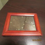 Wooden 5x7 picture frame in Kingwood, Texas