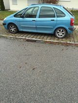 2001 Citreon Picasso obo in Hohenfels, Germany