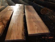 Red oak live edge slabs in Cadiz, Kentucky