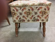 Sewing box table in Schaumburg, Illinois