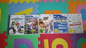 wii games in Los Angeles, California