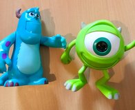 Monsters Inc. Light with sound in Ramstein, Germany