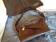 Coach Leather Purse in Camp Lejeune, North Carolina