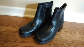 Black dressy boots in Naperville, Illinois