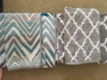 Cynthia Rowley decorative towels in Beaufort, South Carolina