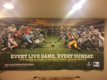 Heavy Canvas NFL Banner #2 in Glendale Heights, Illinois