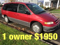1997 Dodge Grand Caravan 1 owner must see! in Fort Lewis, Washington