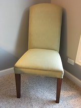 Upholstered Chair- Light Green in Bolingbrook, Illinois