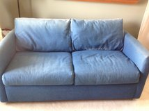 Crate and Barrel pull out couch in Glendale Heights, Illinois