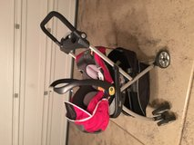 Infant car seat and fit in stroller in Davis-Monthan AFB, Arizona