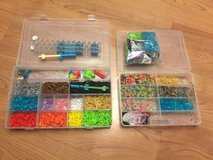 Rainbow loom in Travis AFB, California