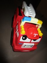 Toddler's Tonka  Fire Truck w/Sounds in Vista, California