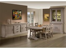 Ingo - Dining Set - including delivery - monthly payments possible in Shape, Belgium