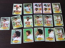 Falcons Cards 1980 in Wiesbaden, GE