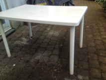 Outdoor tables (3) in Ramstein, Germany