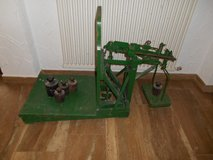 Antique? Potato/ Sack Scale with weights in Stuttgart, GE