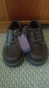 NEW - Boys Shoes Brown Size 11 in Glendale Heights, Illinois