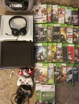 2) Xbox 360&lots of extras in Travis AFB, California