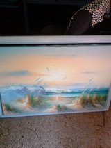 Large painting of beach/ ocean. in Alamogordo, New Mexico