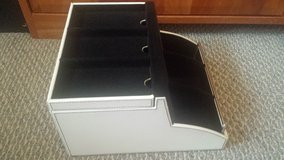 NEW - Black and White Charging Station / Desk Valet in Lockport, Illinois