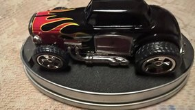 FOSSIL HOT ROD DRAGSTER DESK CLOCK NEW in Ramstein, Germany
