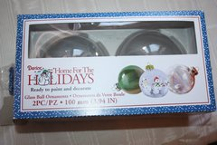Glass Ball Ornaments for Decorating in Ramstein, Germany