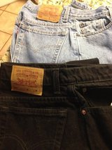 2 Like New Levi's size 12 jr in Perry, Georgia