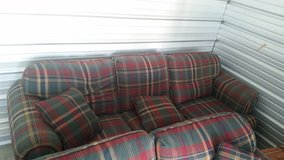 Sofa and love seat in Dothan, Alabama