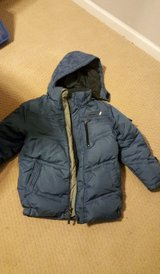 Boys size 7 winter parka in Montgomery, Alabama