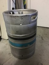 15.5 gallon keg, for that bartender at home 100$ obo. in Travis AFB, California