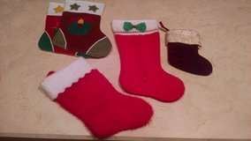7 Medium-Sized Christmas Stockings in Joliet, Illinois