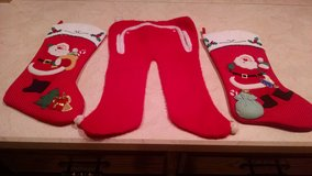 Large Christmas Stockings in Joliet, Illinois