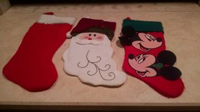 Christmas Stockings in Joliet, Illinois