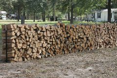 Oak Firewood in DeRidder, Louisiana
