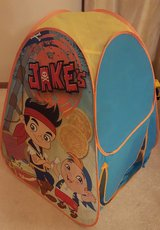 Pop-Up Play Tent - Jake and the Neverland Pirates (Disney) in Schaumburg, Illinois