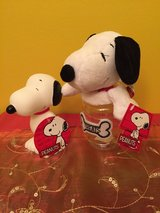 Bundle Peanuts Snoopy for your dog toys / dog supplies in Morris, Illinois