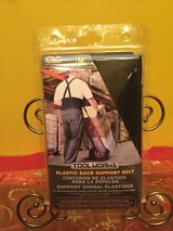 TOOLWORKS Elastic Back Support Belt size M Brand New in Morris, Illinois