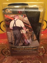 TOOLWORKS Elastic Back Support Belt size L Brand New in Morris, Illinois