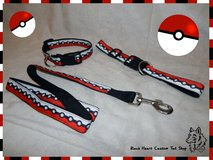 Pokemon Dog Collars and Leashes!! in Houston, Texas