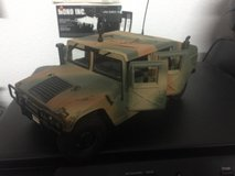 hummer h1 military 1:18 in Ramstein, Germany