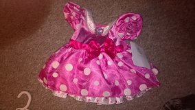 baby minnie mouse NEW dress 6-12 months in Lakenheath, UK