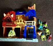 Monsters Inc Toy set with the characters in Ramstein, Germany