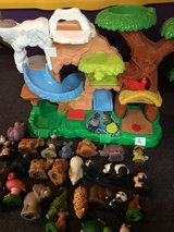 Fisher price little people Zoo in Ramstein, Germany