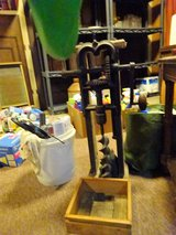Antique Drill Press in Glendale Heights, Illinois
