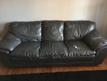 Free couch in DeKalb, Illinois