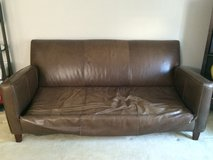 Leather couch - Name your offer in Lockport, Illinois
