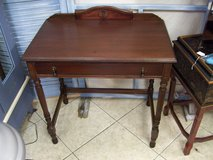Antique Writing Table Desk in Warner Robins, Georgia