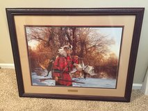 FRAMED AND SIGNED PAUL CALLE ARTWORK in Batavia, Illinois