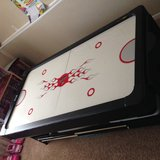 Air hockey, pool table and Ping pong in Fort Carson, Colorado