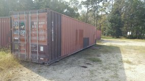 40' steel  container in Conroe, Texas